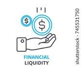 financial liquidity concept