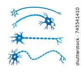 abstract neuron logo