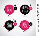 pink and black sale bubble set