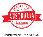 grunge rubber stamp with text ... | Shutterstock .eps vector #745730668