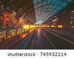 oct 20  2017   london   street...   Shutterstock . vector #745932214