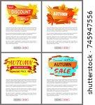 best offer special price...   Shutterstock .eps vector #745947556