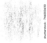 vector grunge background black... | Shutterstock .eps vector #746003650