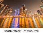dubai   january 10  2015 ...   Shutterstock . vector #746023798