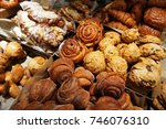 bakery shop | Shutterstock . vector #746076310