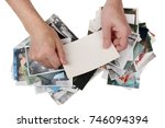 nostalgia by youth  concept. ...   Shutterstock . vector #746094394