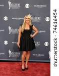 Small photo of LAS VEGAS - APR 3: Lee Ann Womack arriving at the Academy of Country Music Awards 2011 at MGM Grand Garden Arena on April 3, 2011 in Las Vegas, NV.
