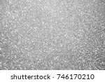 silver background abstract... | Shutterstock . vector #746170210