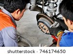 bangkok  thailand   1 nov 2017  ...   Shutterstock . vector #746174650