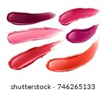 illustration of a collection... | Shutterstock . vector #746265133