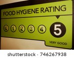 Very Good Food Hygiene Rating...