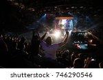 saint petersburg  russia  ... | Shutterstock . vector #746290546