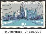 moscow russia   circa november... | Shutterstock . vector #746307379