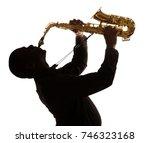 jazz. | Shutterstock . vector #746323168