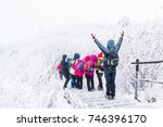Hiking In The Winter With...