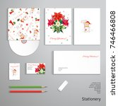 vector templates. envelope ... | Shutterstock .eps vector #746466808