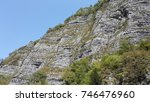 the mountains in the district... | Shutterstock . vector #746476960