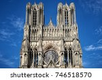 Cathedral Of Notre Dame  Reims  ...