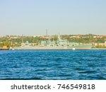 sevastopol  russia  crimea  ... | Shutterstock . vector #746549818