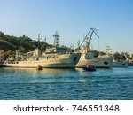 sevastopol  russia  crimea  ... | Shutterstock . vector #746551348