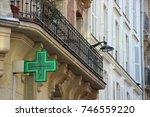Chemistry Green Cross Symbol