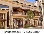 the front entrance of the... | Shutterstock . vector #746592880
