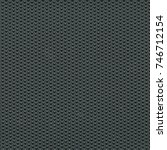 gray synthetic material with... | Shutterstock . vector #746712154