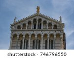 Details Of The Exterior Of The...