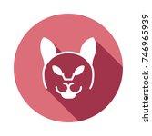 animal icon | Shutterstock .eps vector #746965939