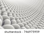 a microscopic close up view of... | Shutterstock . vector #746975959