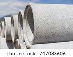 Pipe Concrete Manholes Are...