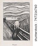 The Scream  By Edvard Munch ...