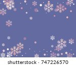 purple  blue and white... | Shutterstock .eps vector #747226570