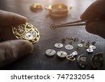 Process Repair Mechanical Watches - Fine Art prints