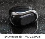 macro shooting of natural... | Shutterstock . vector #747232936