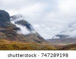 scenic landscape view of...   Shutterstock . vector #747289198