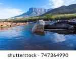 mount roraima  venezuela  south ... | Shutterstock . vector #747364990