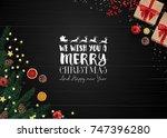 vector illustration of... | Shutterstock .eps vector #747396280