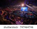 saint petersburg  russia  ...   Shutterstock . vector #747464746