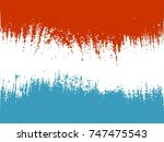 Luxembourg Flag Design Concept. ...