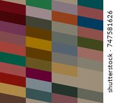 abstract colorful pattern for... | Shutterstock .eps vector #747581626