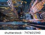 new york  usa   10 may 2017  ... | Shutterstock . vector #747601540