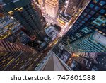 new york  usa   10 may 2017  ... | Shutterstock . vector #747601588