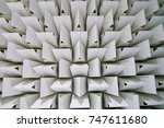 white noise protection | Shutterstock . vector #747611680