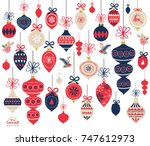 Christmas Ornament Elements