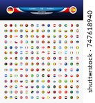 World Flag Vector Illustration...