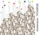 vector illustration for city...