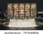 new york  usa   nov 4  2017 ... | Shutterstock . vector #747630856