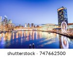 sydney  australia   october 9th.... | Shutterstock . vector #747662500