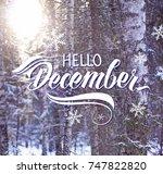 great season texture with...   Shutterstock . vector #747822820
